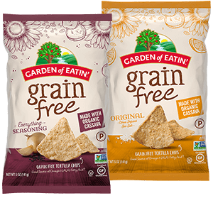 Grain Free Tortilla Chips