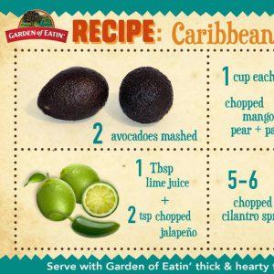 Caribbean Guacamole